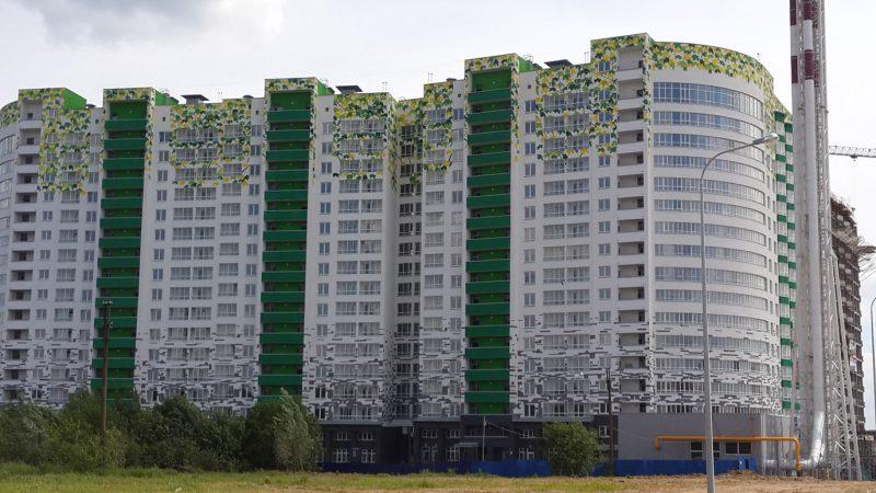 ЖК Дом За Лентой. комфорт класс. Новостройки Нижнего Новгорода