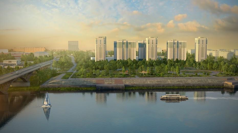 ЖК Аквамарин. Нижний Новгород