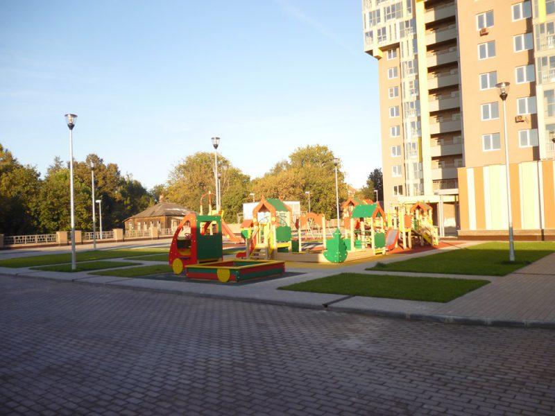 ЖК КМ Прайм. Новостройки Нижнего Новгорода