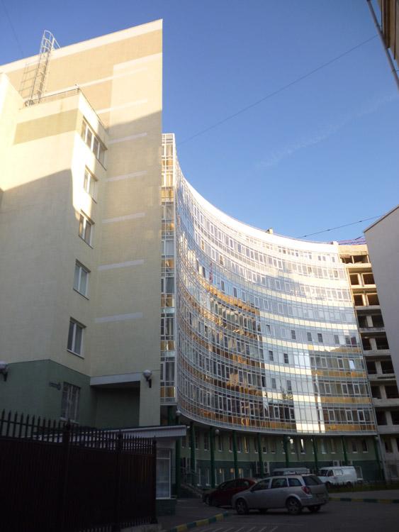 ЖК Славянский квартал (Славянская,25)
