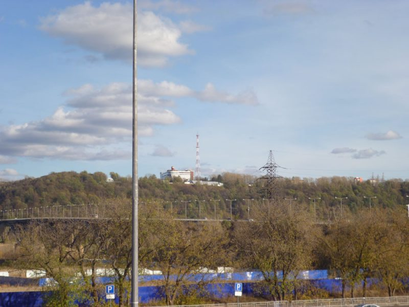 ЖК Аквамарин. Нижний Новгород. Подготовка площадки