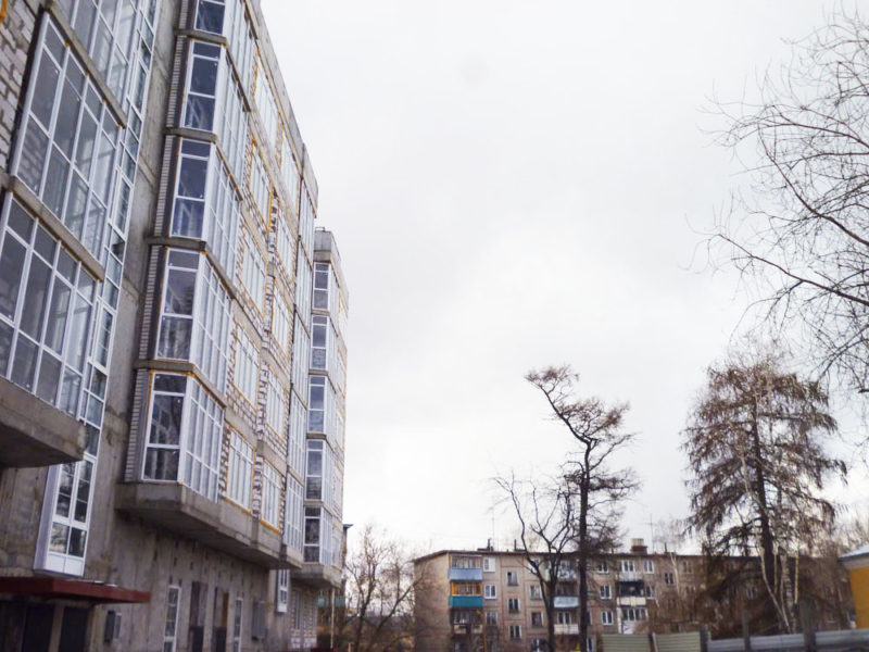 ЖК Дворянский март 2017