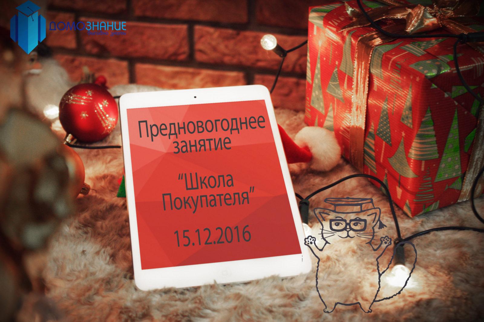 новогоднее_домознание